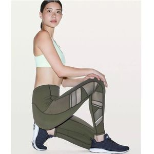 Lululemon Cargo Speed Up Running Legging Tights